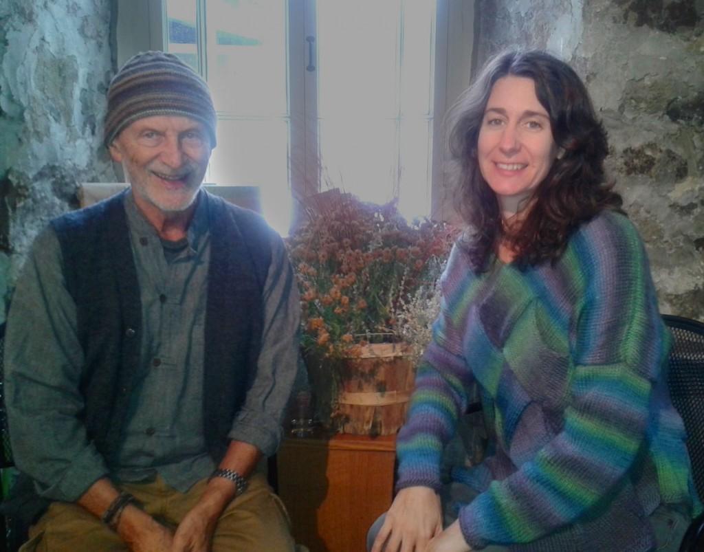 Chantal and Joseph